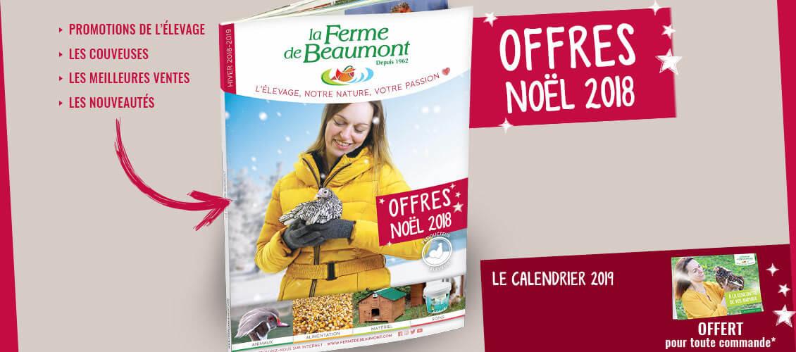 Offres Noël 2018