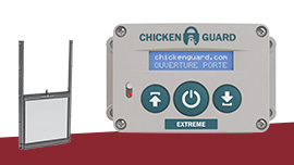 Portiers ChickenGuard