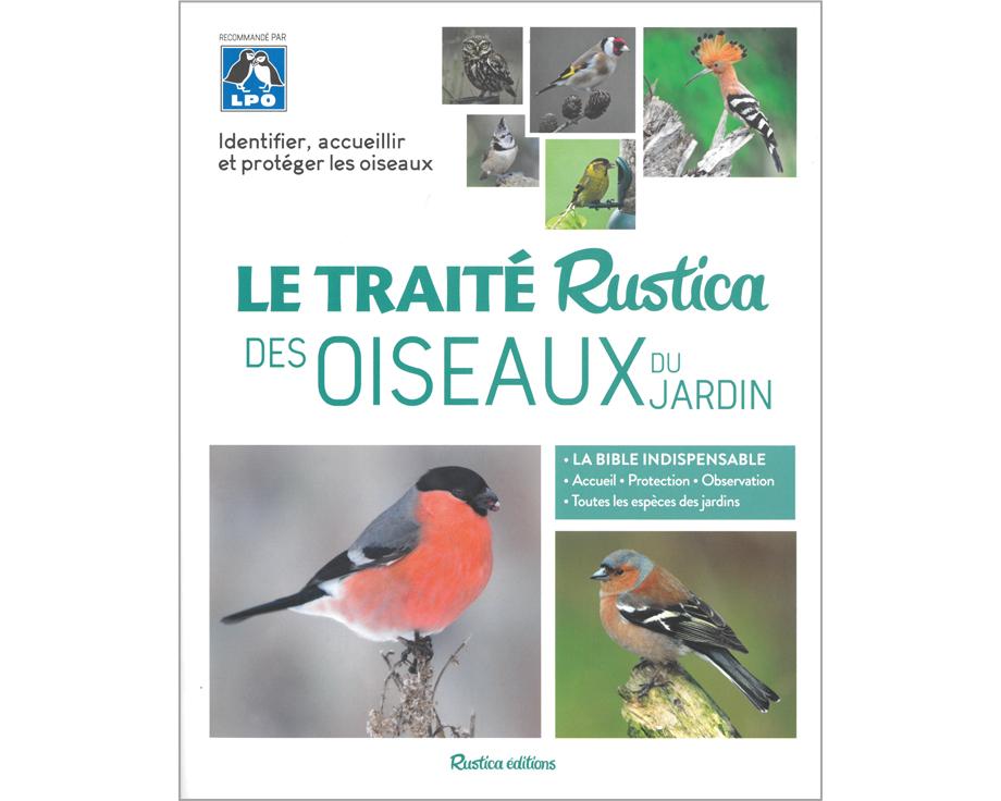 Le traité rustica des oiseaux du jardin