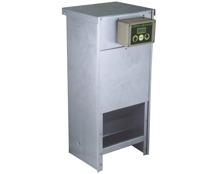 Mangeoire Gary 20 litres à trappe automatique