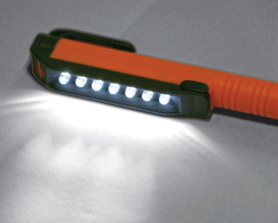 La Lampe Torche « 7 + 1 »