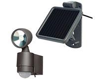 Spot solaire à dectecteur de mouvement 4 LEDs