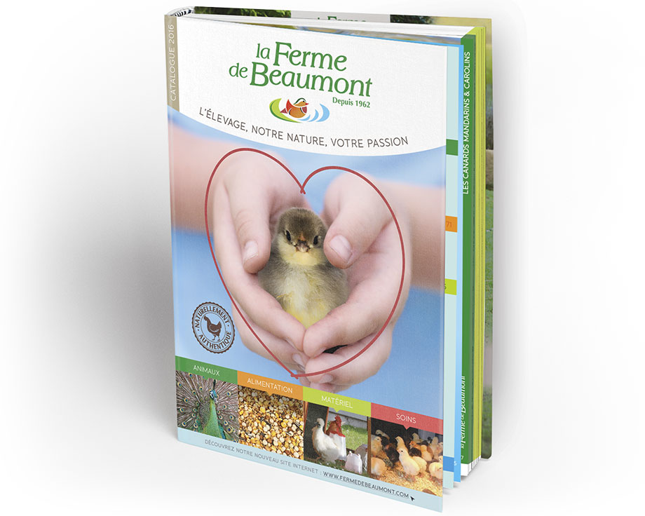 √ La Ferme De Beaumont Catalogue 2016