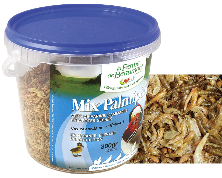Mix spécial Palmipèdes