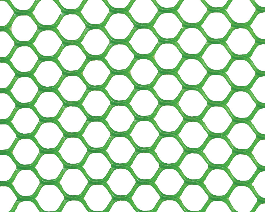 Grillage hexagonal plastique vert : la Ferme de Beaumont, Gril...