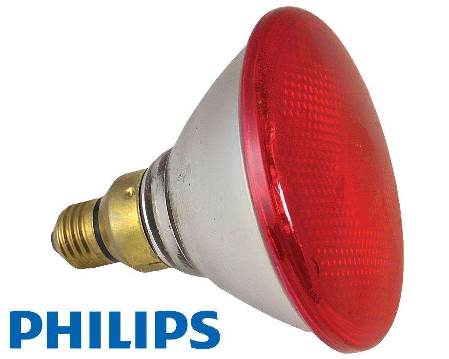 Ampoule infrarouge PAR Philips