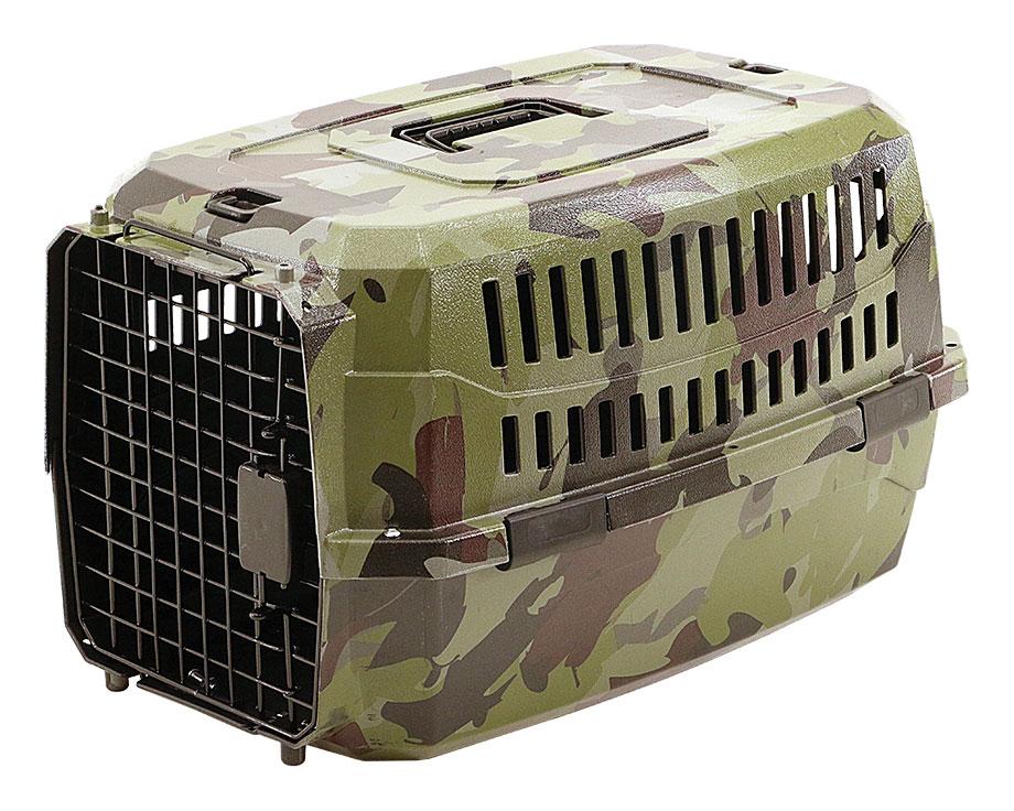 Boite de transport camouflage taille L