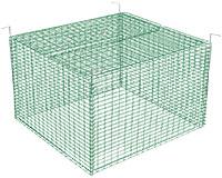 Mue, cage à paturer