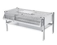 Cage d'engraissement pour cailles