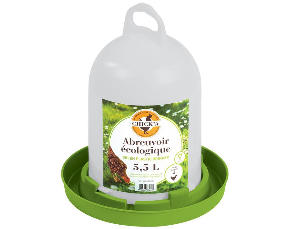 Abreuvoir siphoïde 5,5 L
