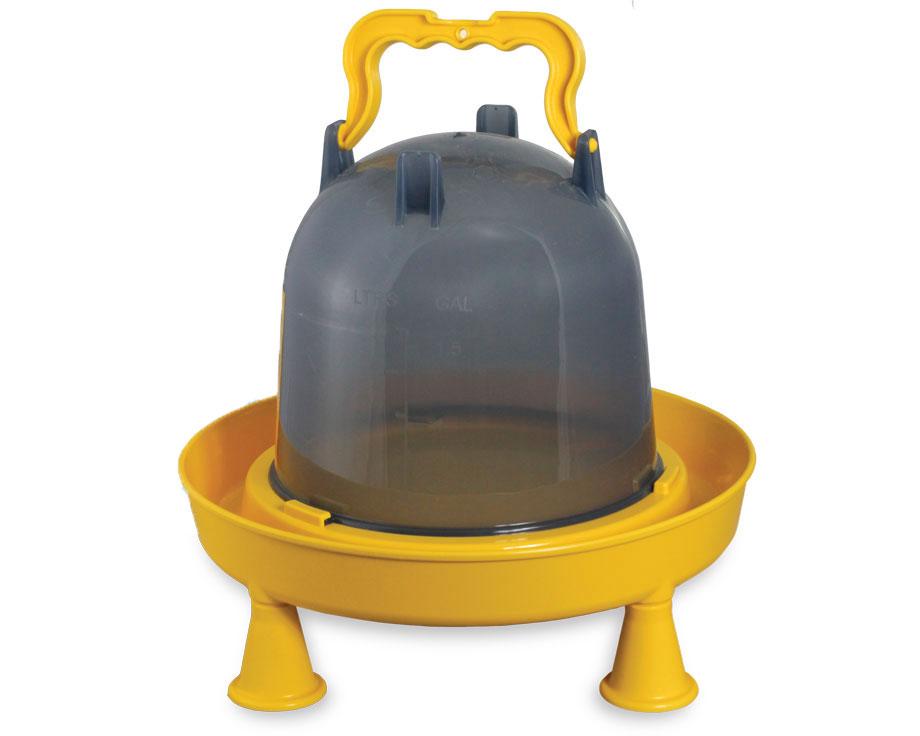 Abreuvoir sur pieds 6 litres