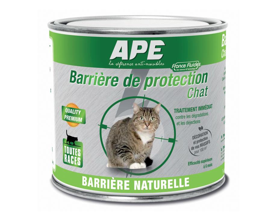 Barrière de protection Chats granulés