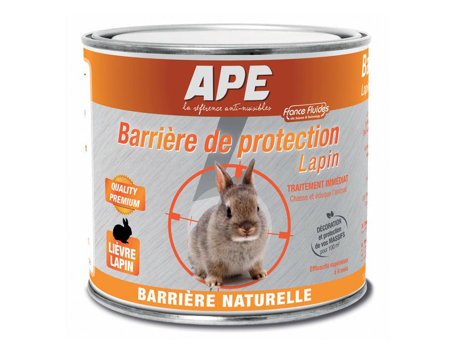 Barrière de protection Lapin