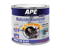 Raticide Souricide ProBloc 25