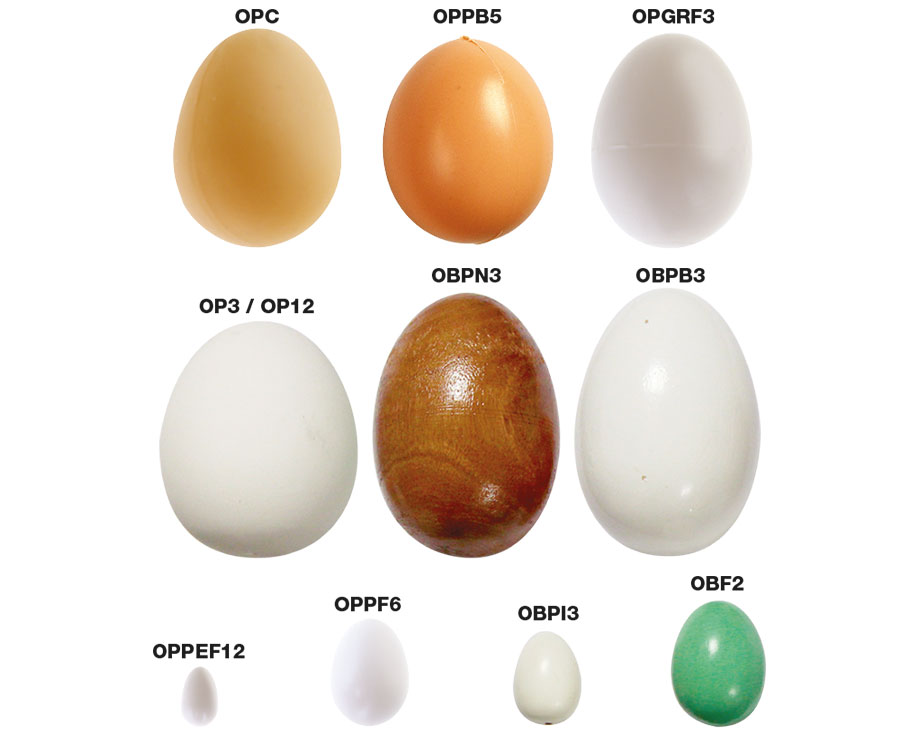 Oeufs factices