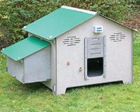 Poulailler Cucciolotta Gality Maxi Farm