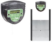 Kit Portier automatique Brinsea ChickSafe Advance + trappe sectionnelle