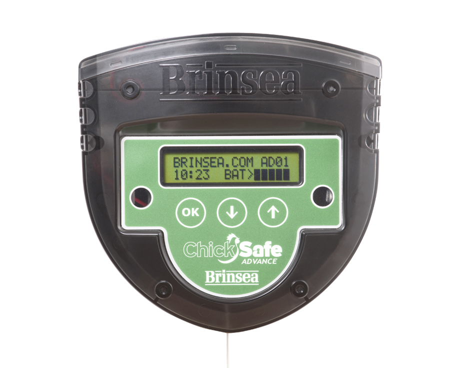 Portier automatique Brinsea ChickSafe Advance