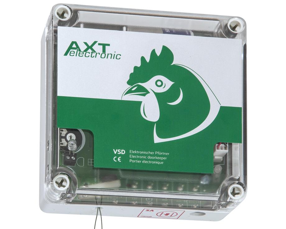 Portier automatique VSD AXT