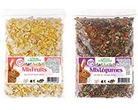 Mix Fruits 300 gr + Mix Légumes 300 gr