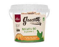 Biscuits bio aux carottes Gascotte