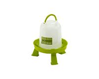 Abreuvoir bioplastique sur pieds 1,5 litres Gaun