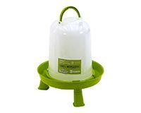 Abreuvoir bioplastique sur pieds 8 litres Gaun