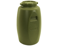 Bidon plastique 60 litres Gaun