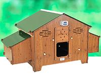 Poulailler Gality Maxi Farm 2