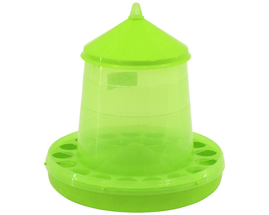 Mangeoire plastique 4 kg Gaun