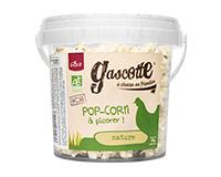 Pop-corn bio nature Gascotte