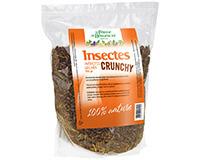 Insectes séchés Crunchy 250 gr