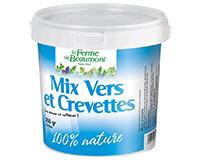 Mix Vers et Crevettes