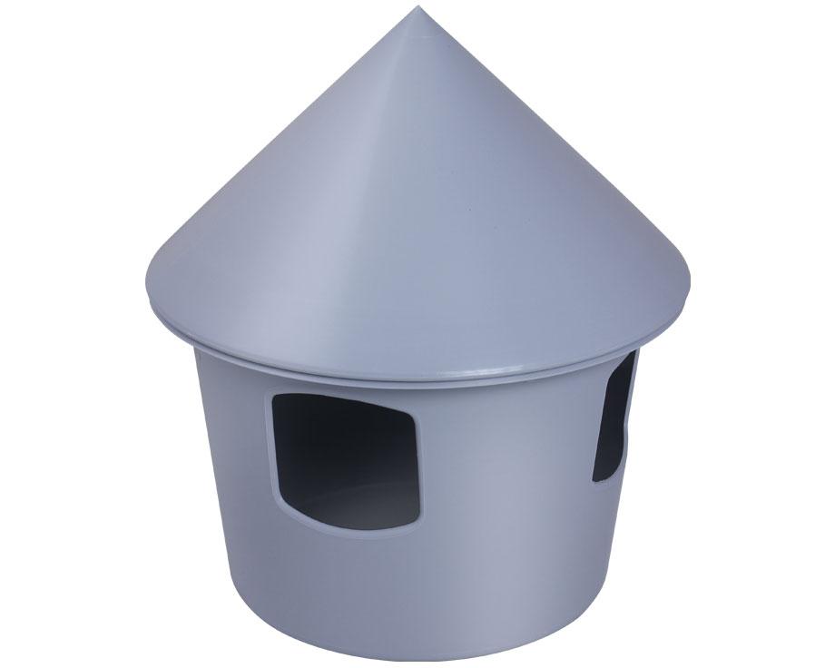 Abreuvoir mangeoire pigeon 2 litres