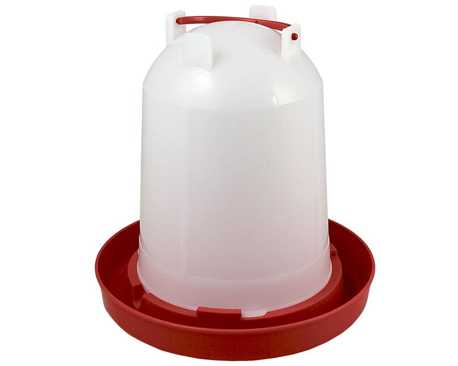 Abreuvoir volaille plastique 6 litres