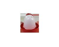 Abreuvoir volaille plastique 1 litre