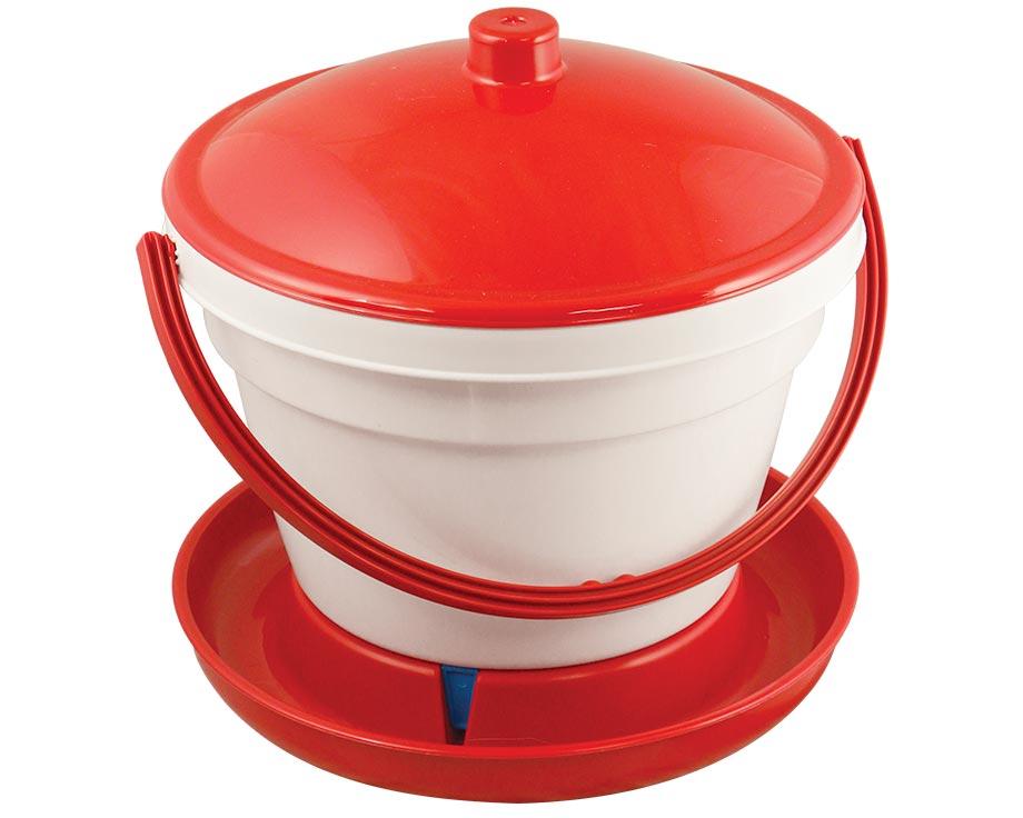 Abreuvoir seau Novital 12 litres