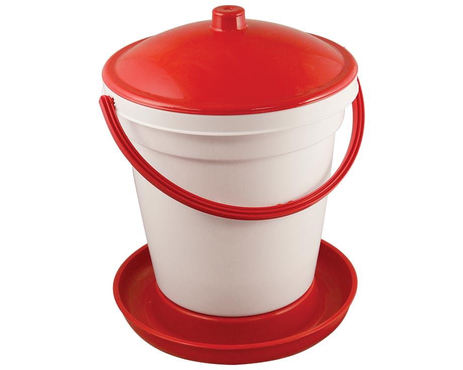 Abreuvoir seau Novital 18 litres