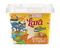 Lara Little Monsters Crock Poultry Cheese
