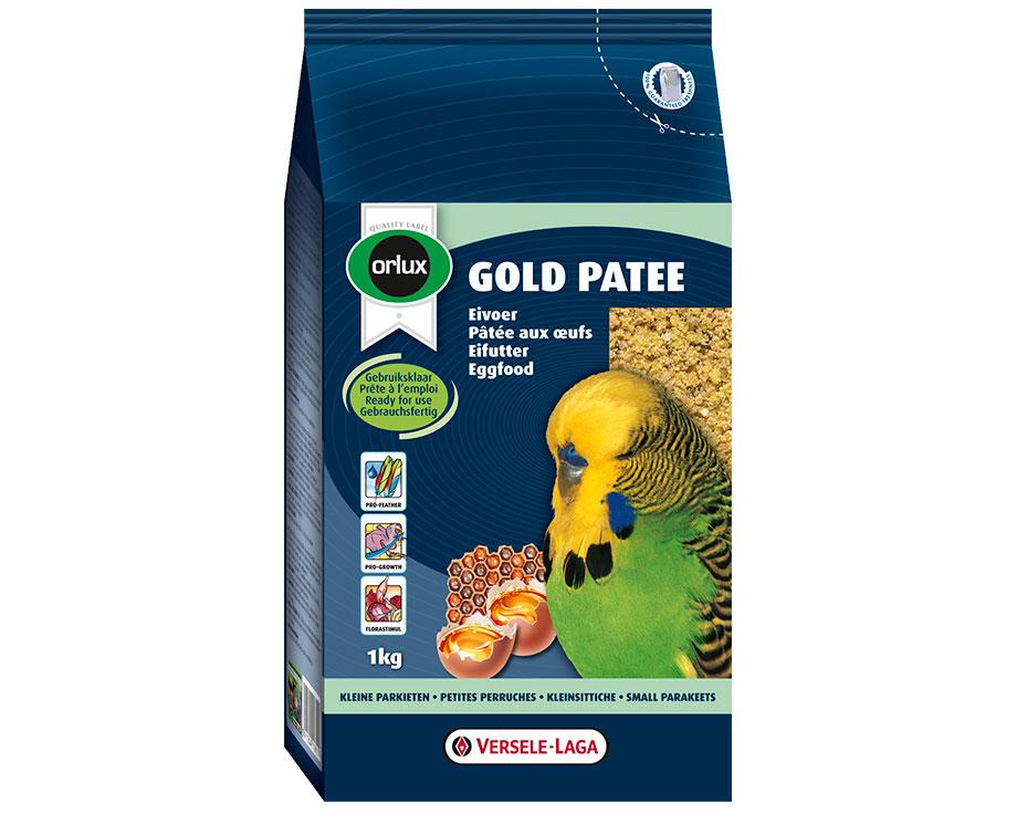 Gold Pâtée petites perruches