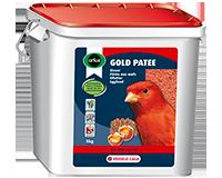 Gold Pâtée rouge