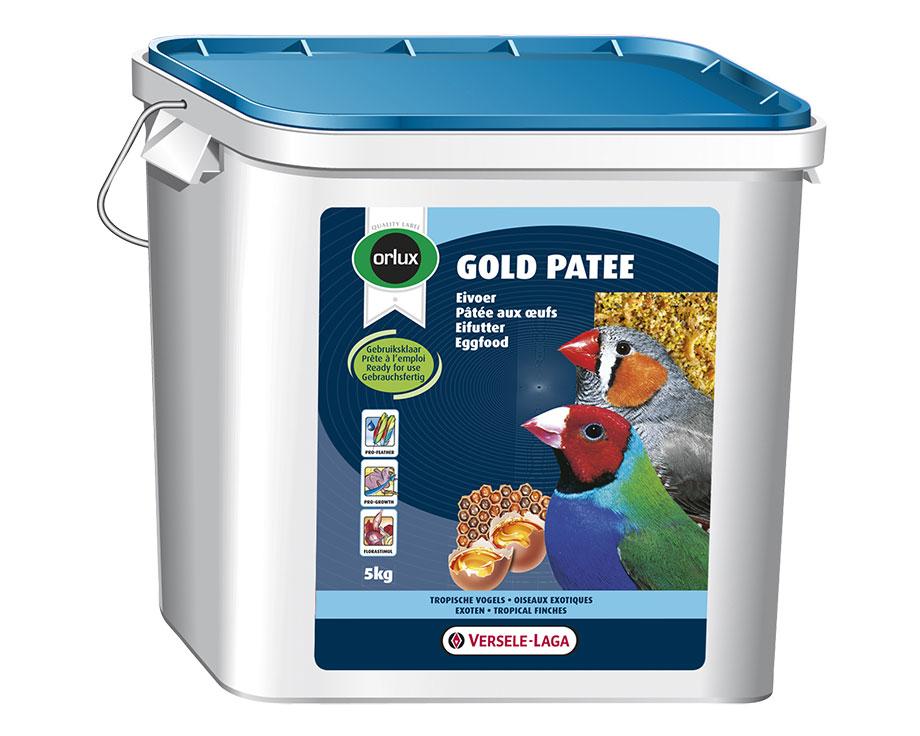 Gold Pâtée Oiseaux exotiques