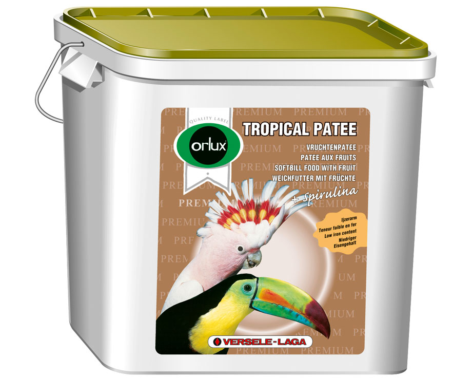 Tropical patee Premium