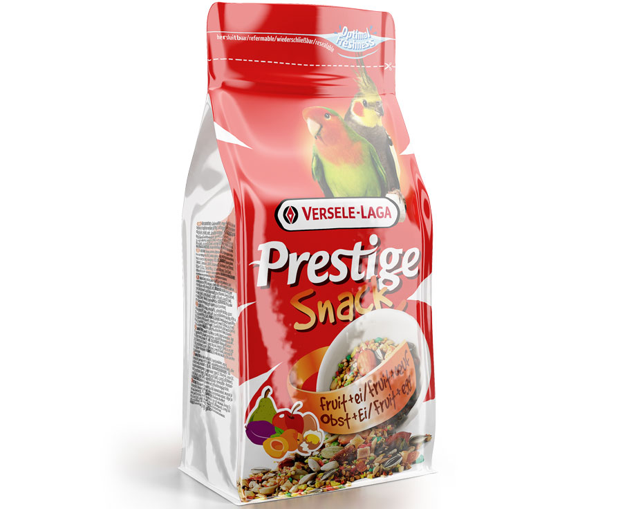 Snack Grandes Perruches