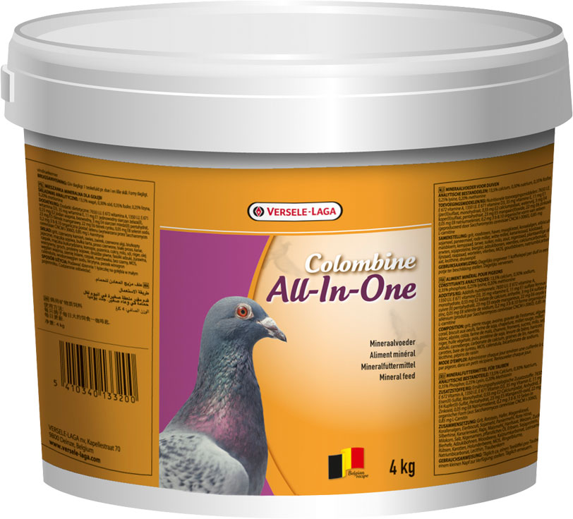 All-In-One 4 kg