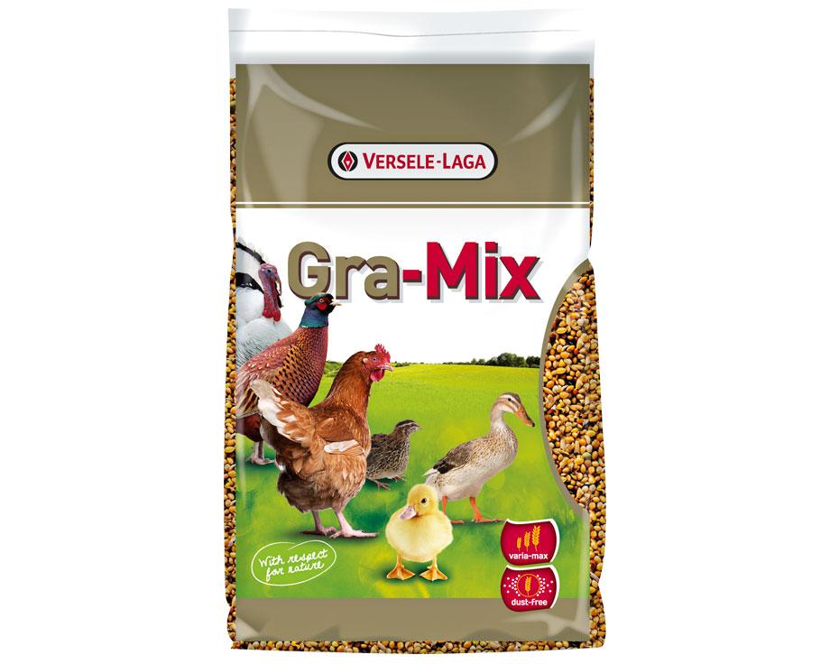 Gra-Mix poules d'Ardennes