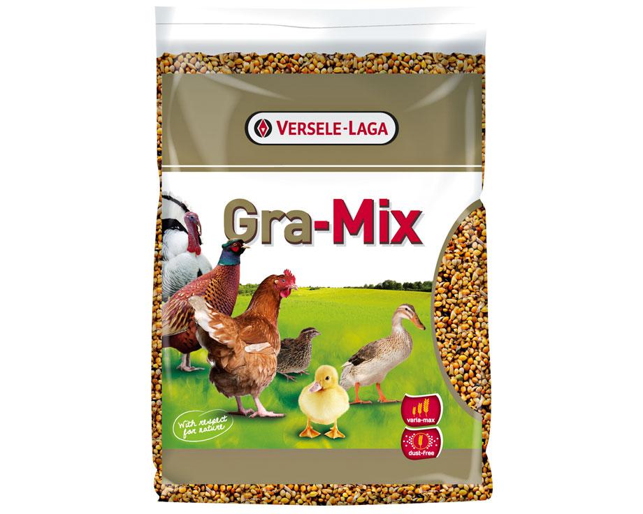 Gra-Mix mélange poussins et cailles