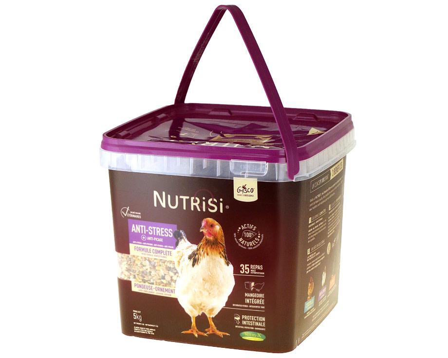 Nutrisi Anti-stress 5 kg