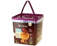 Nutrisi Coquille 5 kg
