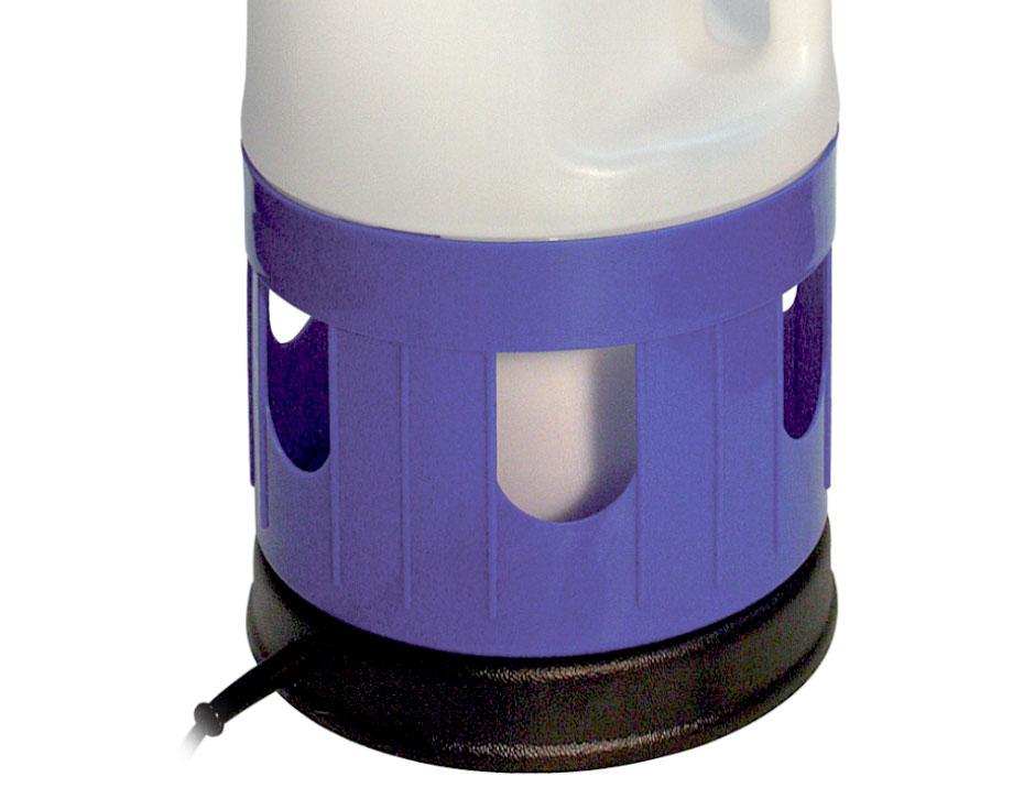 Plaque chauffante anti-gel